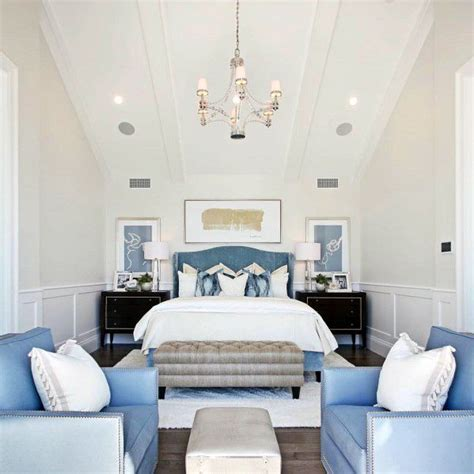 light blue and white bedroom top 60 best master bedroom ideas luxury home interior 19030 | light blue and white master bedroom ideas with high ceilings