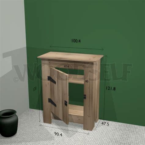 chambre et table d h e armoire sans fond woodself le site des plans de