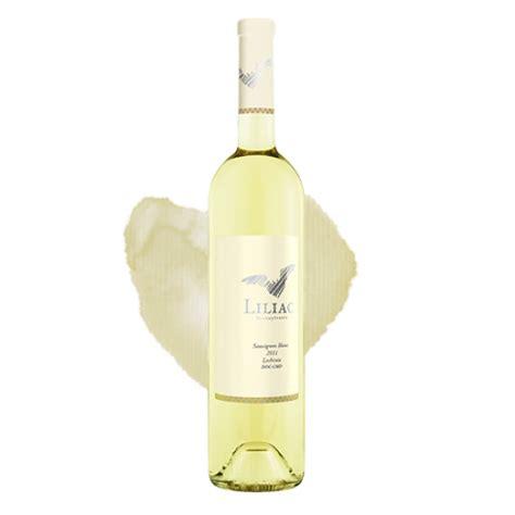 liliac sauvignon blanc lechința novitas wines