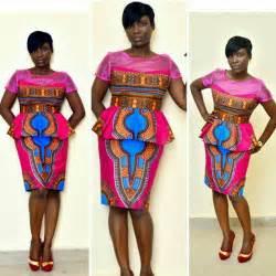 robe de mariã e africaine print dashiki dress the dashiki by fashafrique