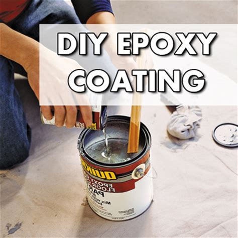 DIY Garage Floor Coating: Understanding Epoxy Coatings