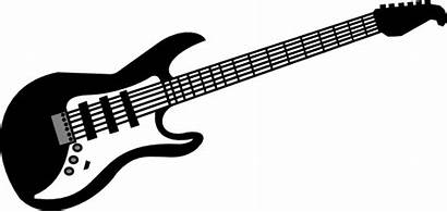 Rock Roll Clipart Transparent Svg Guitar Library