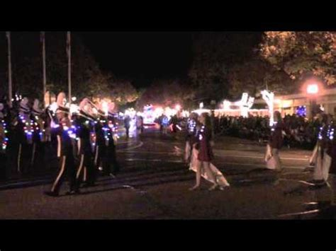 los altos festival of lights los altos festival of lights parade nov 29 2015 youtube