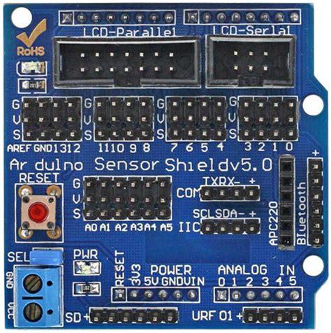 sainsmart sensor shield   arduino apc bluetooth