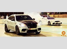2011 BMW X5 M PPPerformance 14 mile Drag Racing timeslip