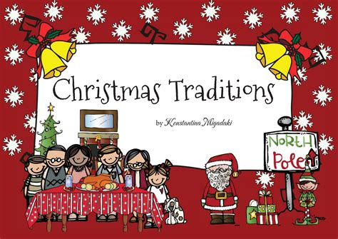 christmas traditions the constant kindergartener teaching ideas and resources for early childhood educators