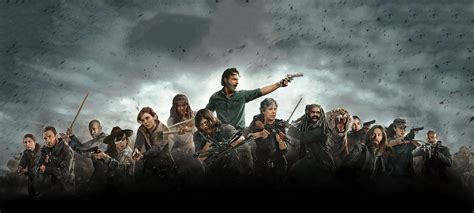 The Walking Dead How Amc Harnessed The Power Of Fandom