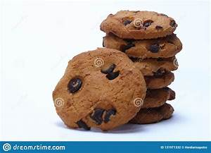 Cookies cocochips stock photo. Image of cocci, colgate - 131971332