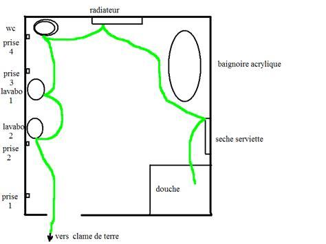 equipotentielle salle de bain liaisons 233 quipotentielles prises dans salle de bain