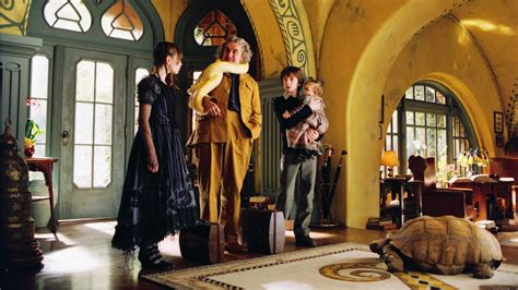 Lemony Snicket's A Series Of Unfortunate Events Quotes
