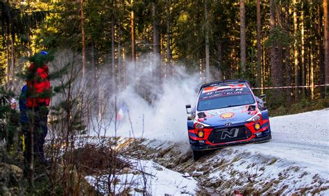 Atcelts Zviedrijas WRC posms - Motoru sports - Auto - TVNET