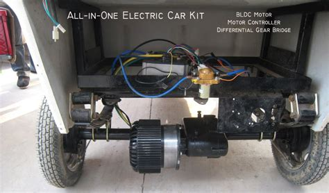 All-in-one Electric Car Kit
