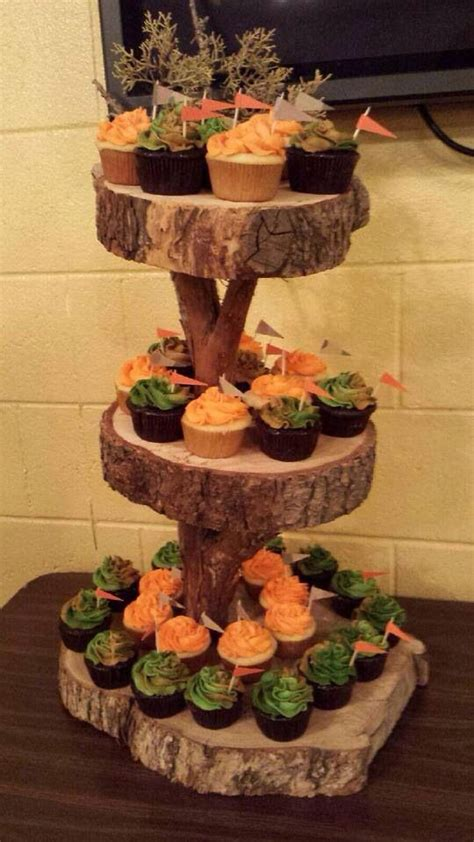 The 25+ Best Hunting Birthday Cakes Ideas On Pinterest
