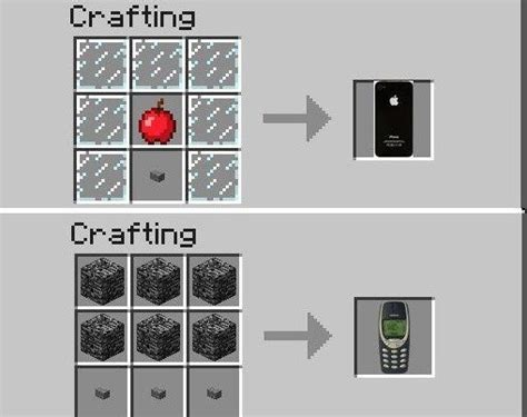 Minecraft Crafting Ideas (daily #3)