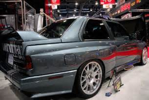1992 bmw e36 speed channel 39 s two guys garage host kevin byrd brings bmw m3 with ls3 engine to sema