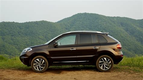Renault Koleos Backgrounds by Renault Koleos 2013 Wallpapers And Hd Images Car Pixel