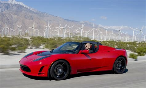 The First Tesla Roadster Prototype Was Unveiled 14 Years ...