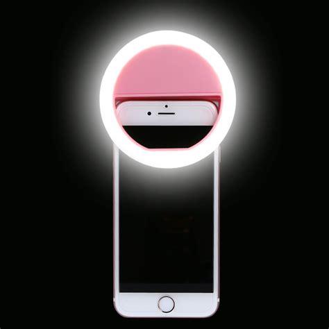 led light for phone led selfie phone ring light shopfiora