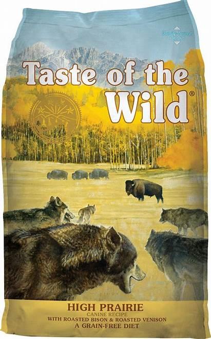 Wild Taste Prairie Grain Dog Dry Chewy