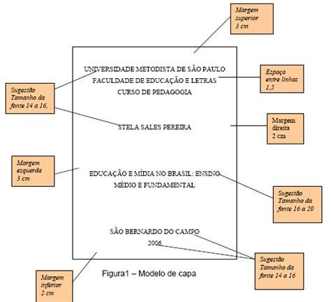 normas da abnt parte 2 de informática cursos modelo normas da abnt 2013 trabalhos escolares