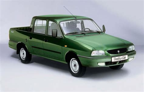 From Dacia 1300 To Dacia Logan/duster. The History Of A