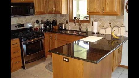 kitchen granite countertop design ideas youtube