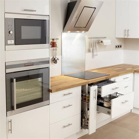 mod駘e de cuisine modèle de cuisine équipée leroy merlin cuisine idées de décoration de maison