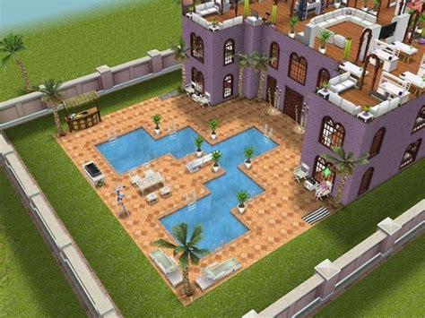 images  sim freeplay  pinterest pool
