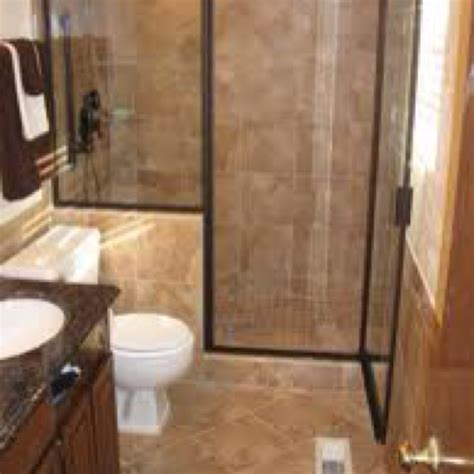 half wall with door trim bathroom shower
