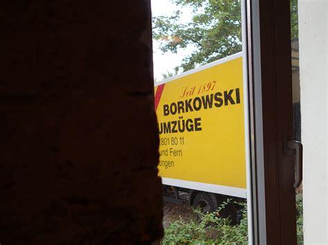 Borkowski Umzüge Berlin borkowski umzüge reden ist silber druckerey der umzug erster