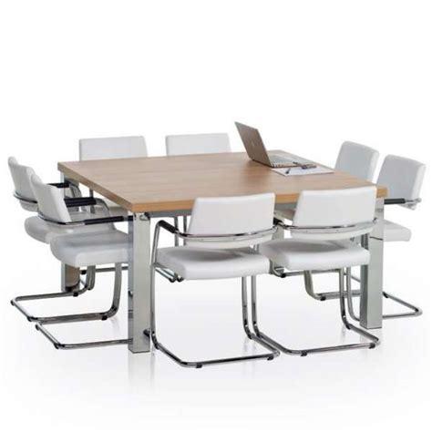 table carree 140 x 140 table carr 233 e quadra en stratifi 233 140 x 140 cm 4 pieds tables chaises et tabourets