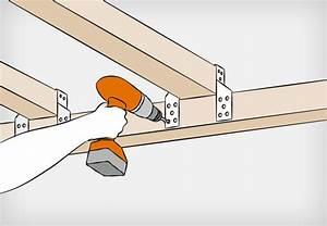 Befestigung überdachung An Sparren : dachkonstruktion aus holz bauen obi ratgeber ~ Orissabook.com Haus und Dekorationen