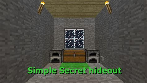 secret hideout simple made by renoia80