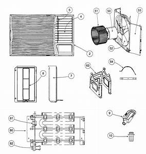 Coleman Rv Air Conditioner Parts Diagram