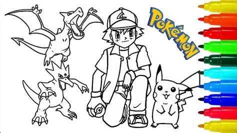 pokemon coloring pages  colouring pages  kids