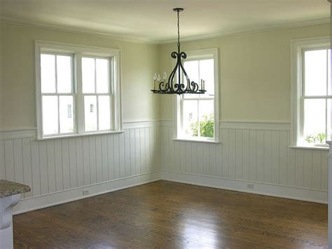If You Have Beadboard Or Wainscoting In Your Dining Room