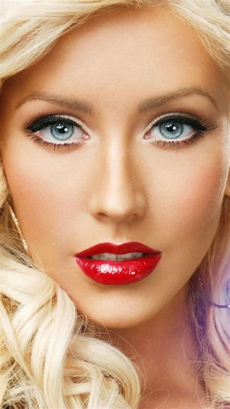 perfect red lips perfect red lips gorgeous eyes beautiful women faces
