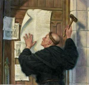 Martin Luther – 95 Theses (The Ninety-Five Theses on the ...