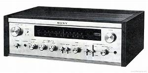 Sony Str-7045 - Manual - Am  Fm Stereo Receiver