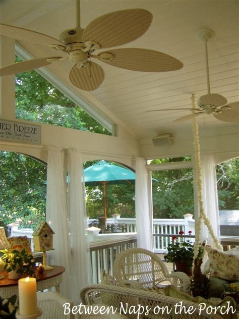 ceiling fan for screened porch screened in porch addition