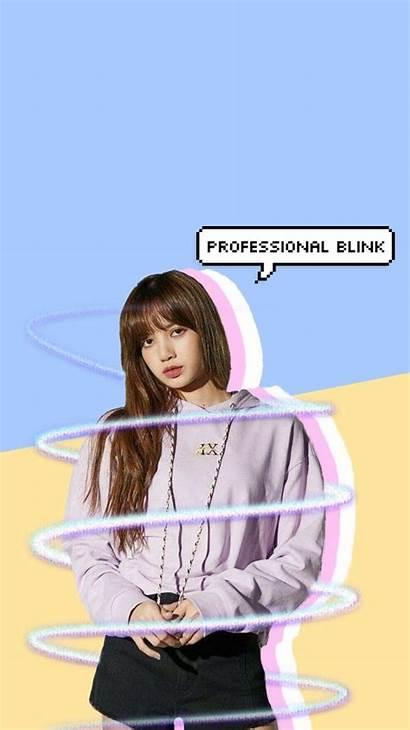 Lisa Pink Wallpapers