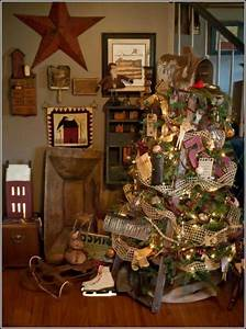 Primitive, Country, Christmas, Decor, 18, Country, And, Primitive, Home, Decor