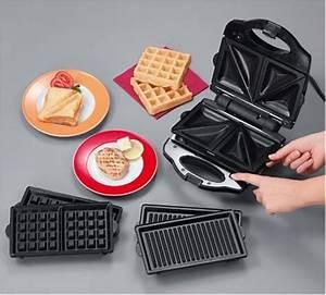 Waffeleisen Und Sandwichmaker : sandwichmaker 3 in 1 test vorsicht bei waffeleisen und ~ Watch28wear.com Haus und Dekorationen