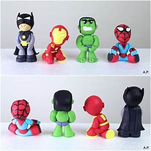 Super Hero Cakes: a collection of ideas to try about Food ...