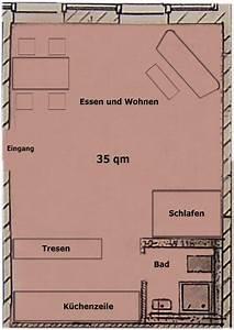 35 Qm Wohnung Einrichten : wohnungen carlow ~ Markanthonyermac.com Haus und Dekorationen