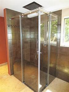 Cabine De Douche En Verre : cabine de douche en verre s curit righetti ~ Zukunftsfamilie.com Idées de Décoration
