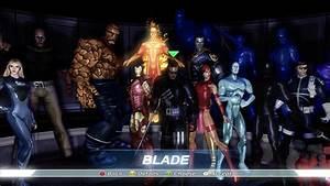Marvel Ultimate Alliance Unlock Characters Atalta