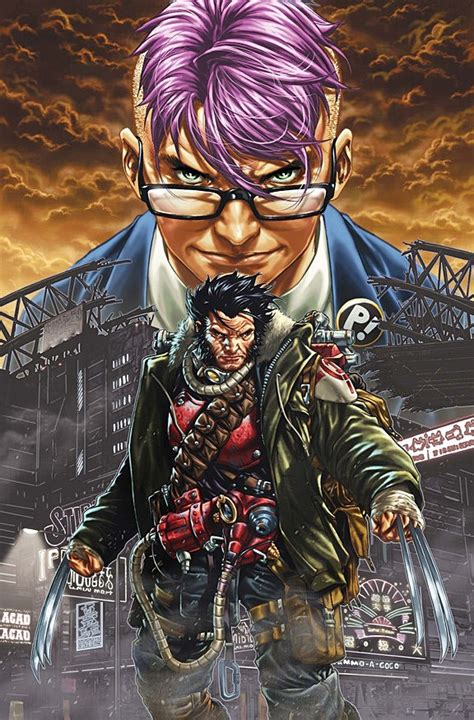 wolverine marvel comic panel omega regenesis deadpool mutants comics brown apocalypse patrick deviantart nycc diablo2003 xmen age january logan artist