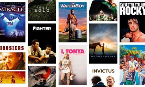 10 must-stream sports movies | soda