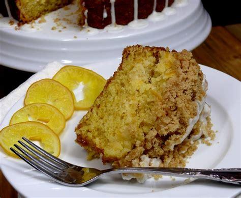 Arrange lemon slices in a single layer. Meyer Lemon Coffee Cake